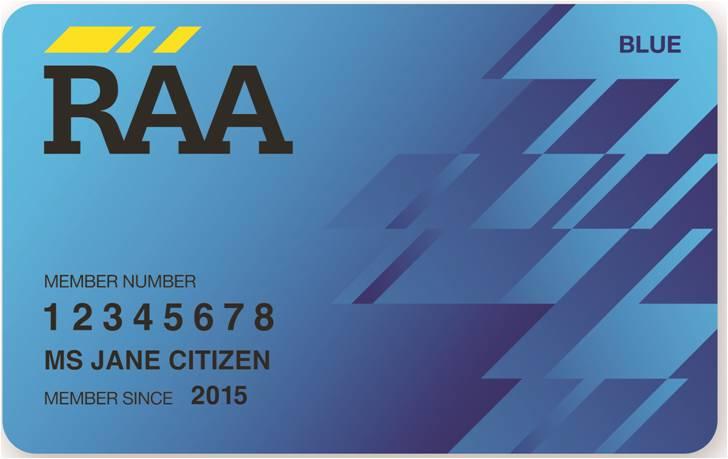 RAA Card